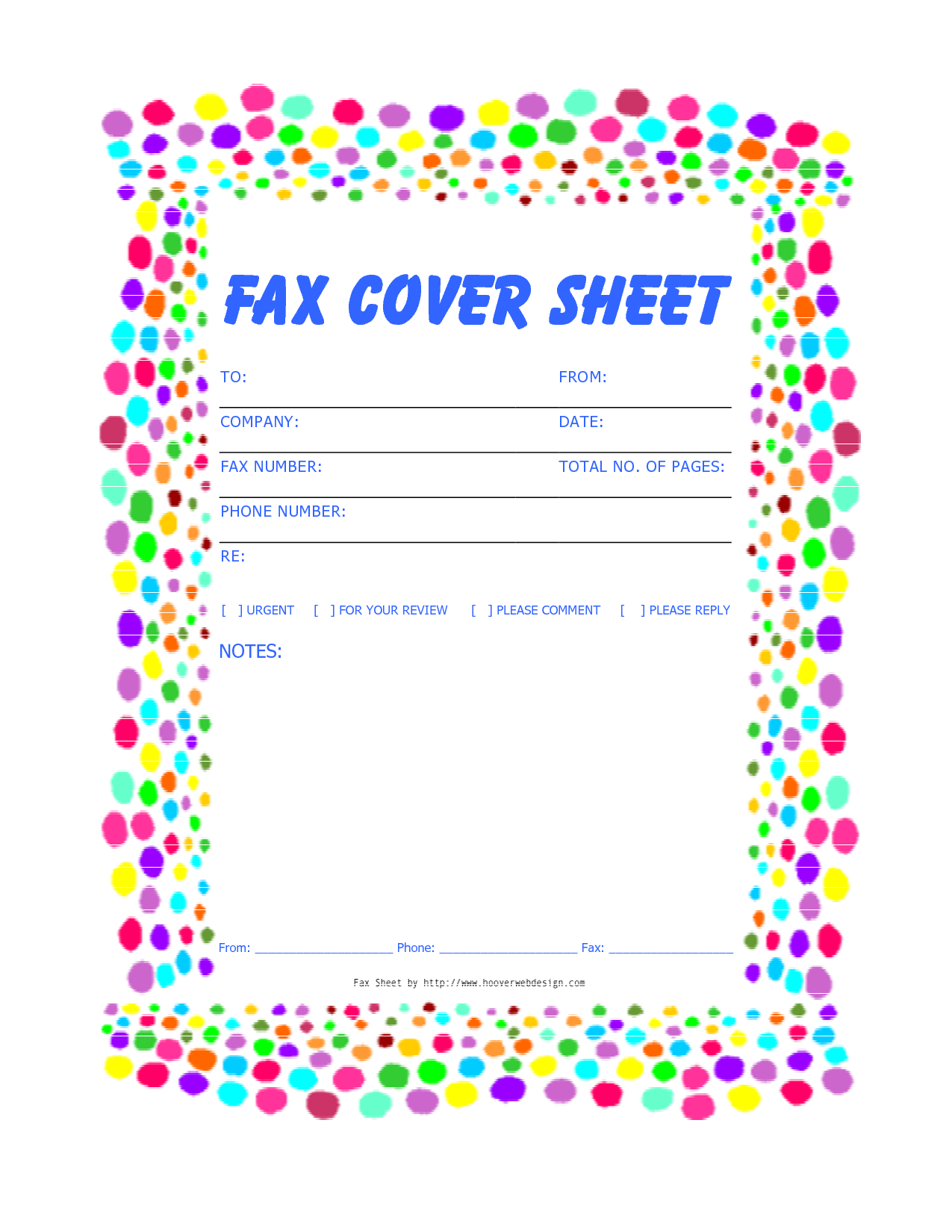 free fax cover sheet template download this site provides templates of free fax cover sheet download professional personal blank printable fax cover