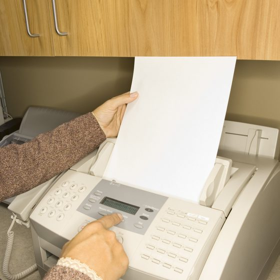 how to make a simple cover letter for a fax