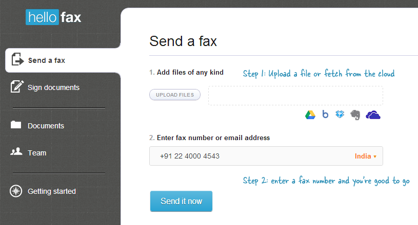 How To Send A Fax Via Email